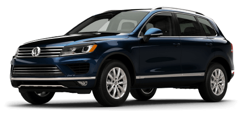 2017 Volkswagen Touareg for Sale in Irvine, CA